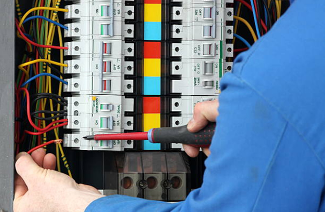 Commercial Electricians Telford