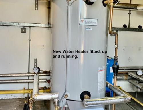 Split Water Heater